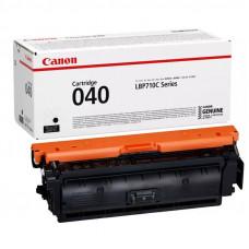 Заправка картриджа Canon Cartridge 040Bk