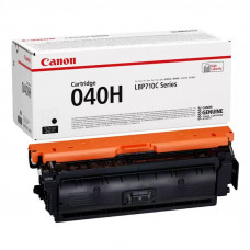 Заправка картриджа Canon Cartridge 040HBk