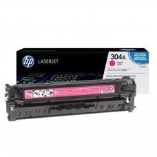 Заправка картриджа HP CC533A (304A)