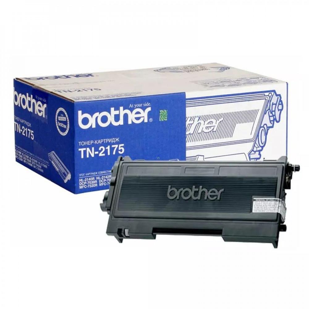 Заправка картриджа Brother TN-2175