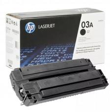 Заправка картриджа HP 03A