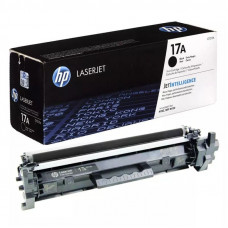 Заправка картриджа HP 17A