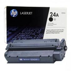 Заправка картриджа HP 24A