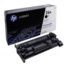 Заправка картриджа HP 26A